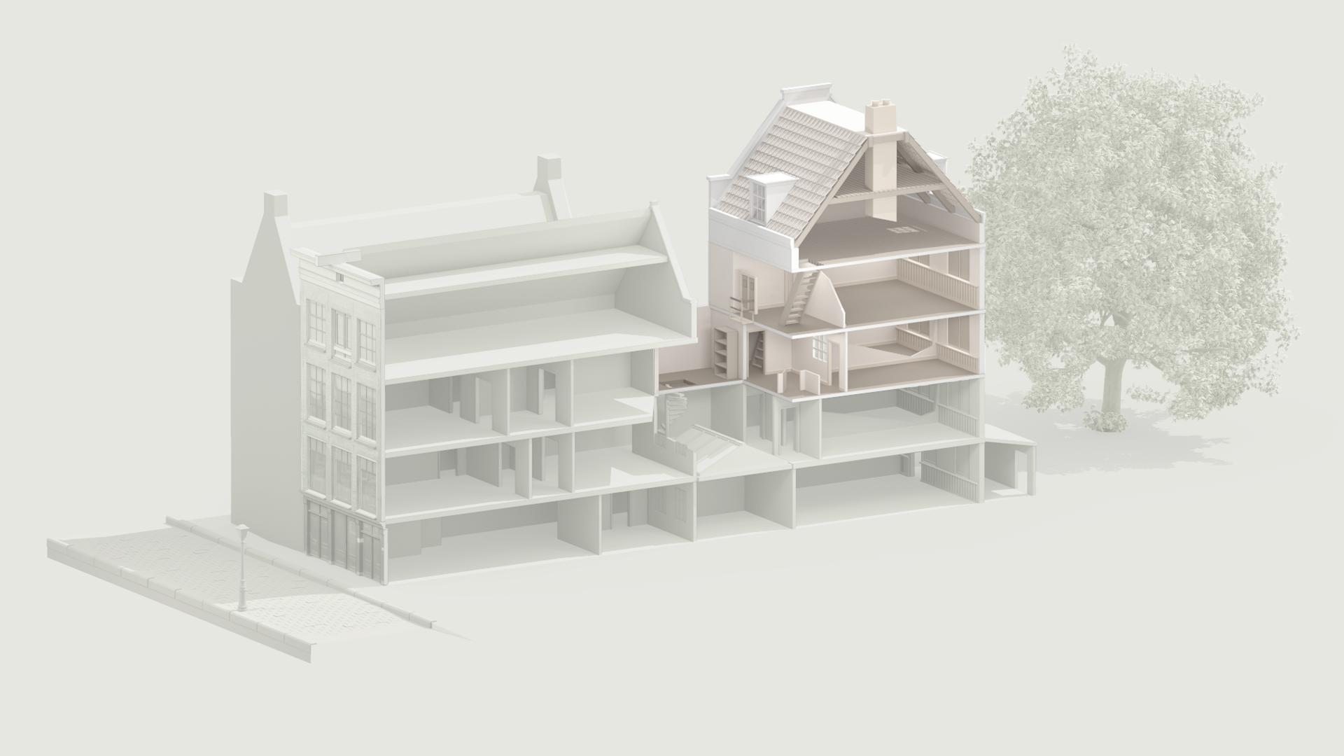The Secret Annex Anne Frank House